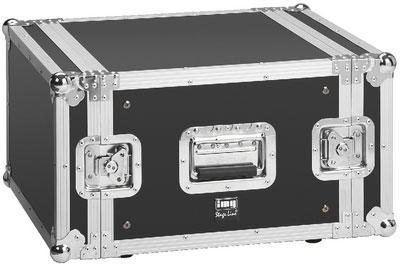6RS 19' Equipment Flight Case