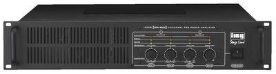 STA-1004 4 Channel Professional PA Power Amplifier 1400W Max