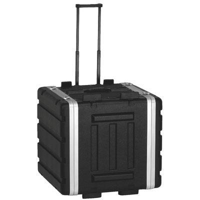 "IMG Stageline MR-108T Hard-sided Flight Case 7RS for 19"" Units"