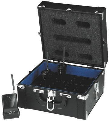 ATS-12C Carry Case with Built in Charger for up to 12 ATS-10 Units
