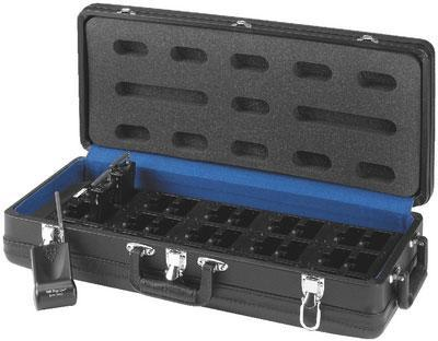 ATS-30C Carry Case with Built in Charger for up to 30 ATS-10 Units