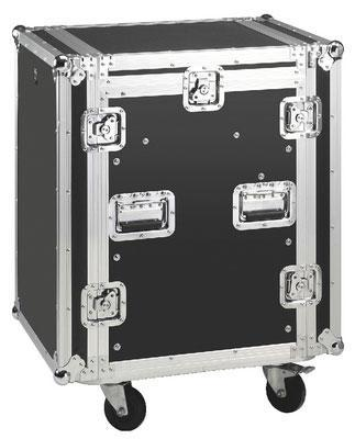 12RS Flight Case With Castors