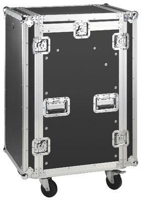 16RS Flight Case With Castors