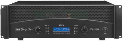 STA-3000 Professional Stereo PA Amplifier 5500W Max