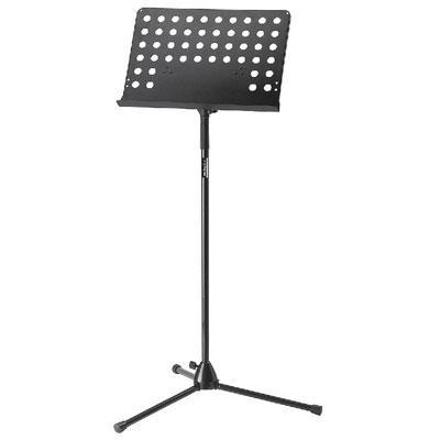 IMG Stageline MSS-10/SW  Black lacquered stand and music sheet holder