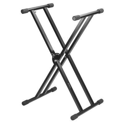 IMG Stageline KS-85/SW Universal Keyboard Stand Double brace steel
