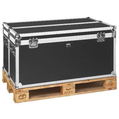 IMG Stageline MR-4EU Universal Flightcase for Transporting Euro pallets