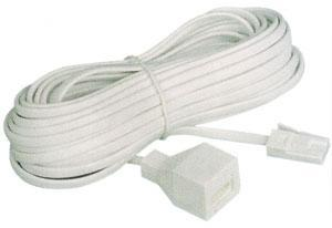 Telephone Extension Lead Various Sizes