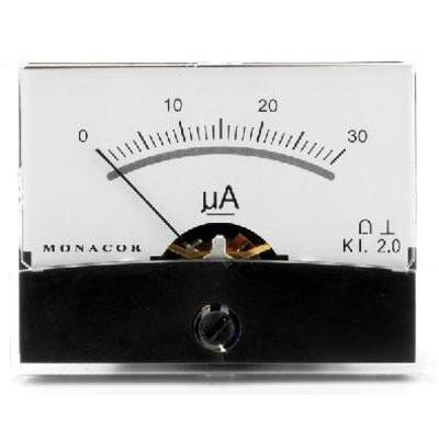 PM-2/30 UA Moving Coil Panel Meters