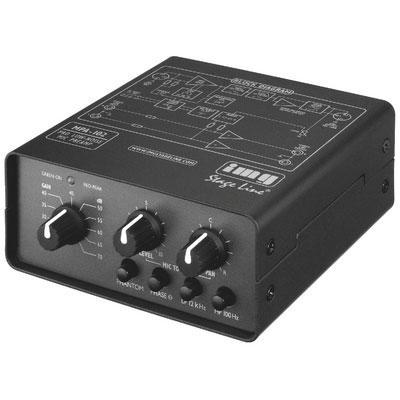 1-Channel Low noise Microphone Pre-amplifier
