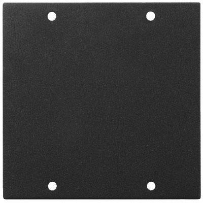 "RSP-2SPACE 19"" Rack Panel System 2 Fold Segment Panel"