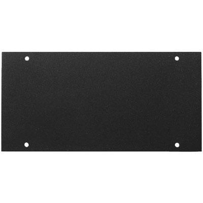 "RSP-3SPACE 19"" Rack Panel System 4 Fold Segment Panel"