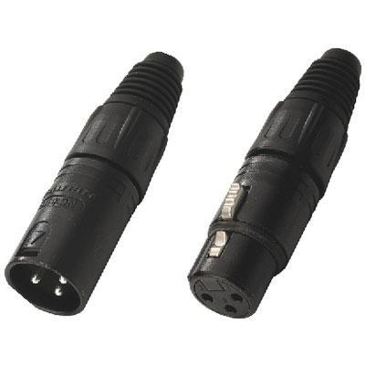 Neutrik XLR Connector, 3 pole 3.5-8mm