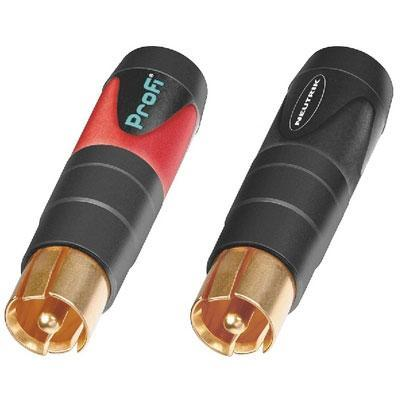 NF-2CB2 High end RCA Plug, pack of 2