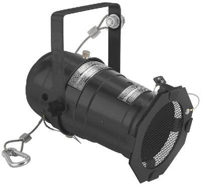 PAR-30/SW PAR30 Housing for PAR30 Reflectors Black