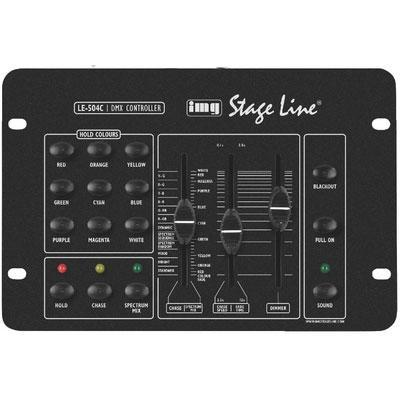 IMG Stageline LE-504C Light Controller