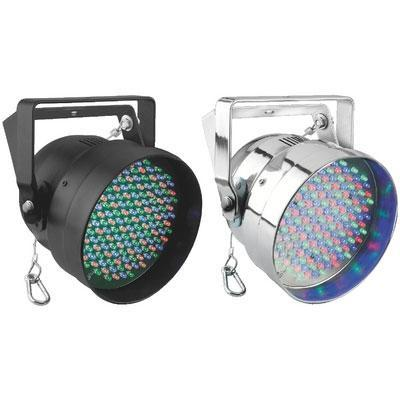 IMG Stageline PARL-56DMX/SW LED Spotlights red,Green and Blue Colours