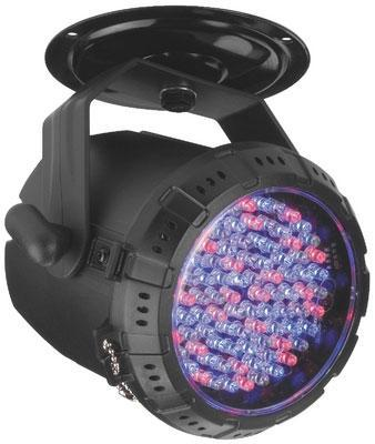 LED PAR30 spotlight RGB with Colour Mixer