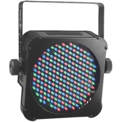 IMG Stageline PARL-1DMX LED Spotlight