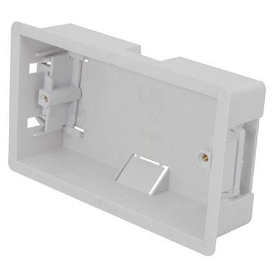 Flush Mount Double Dry Lining Box