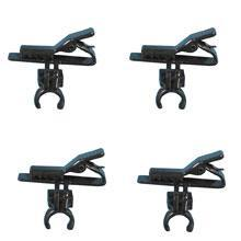 Pack Of Four Clips For MU53L Tie-Clip Microphone