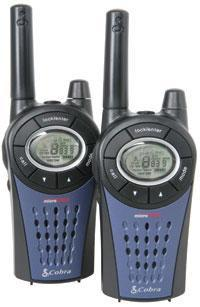 Cobra 2-Way Radio Pack
