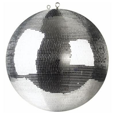 Professional Mirror Ball 40 cm with 5 x 5mm Facets