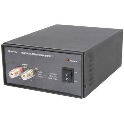 Switch-Mode 40A 13.8V Bench Top Power Supply