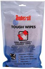 Tough Wipes - Industrial Hand Cleaning Wipes