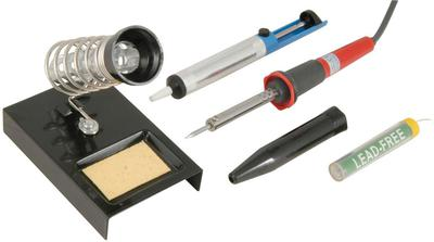 Soldering Kit For The Electronic Hobbyist