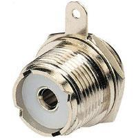 Mini Round Chassis Socket UHF Connector SO239SH