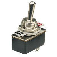 Toggle Switch With Indicator Plate 1 x On/Off 250Vac 1.5A
