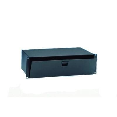 "19"" Rackbox With Plastic Latch 2U"