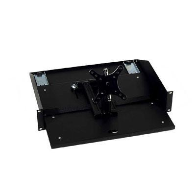 "19"" Rack Mount Pull-Out Tray For LCD Screen"