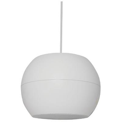 "Adastra Wide Angle Pendant Speaker 6.5"" - Black or White"