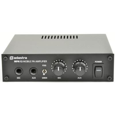 2-Channel 12Vdc Vehicle Amplifier 12WRMS