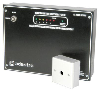 Noise Pollution Control System