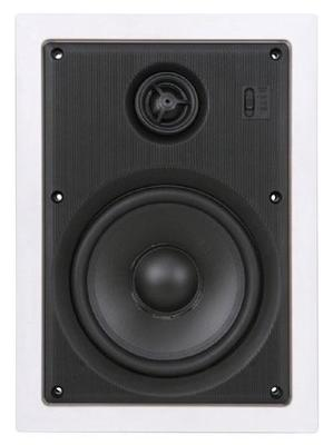Single Ceiling / In-Wall Speaker With Directional Tweeter 100W - 5.25''