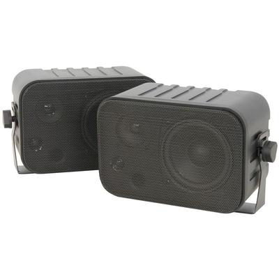 2-Way Background Speakers 30W max 100v Line & 8ohm