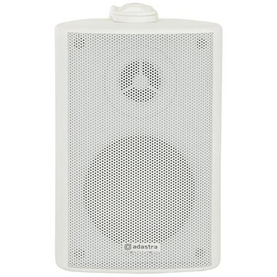 "100V Wall Mount 2-Way Speaker 3"" - 1.5W, 3W, 6W And 8 Ohm"