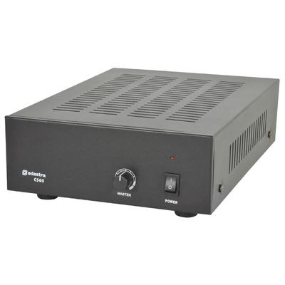 Compact Slave (booster) Amplifier 50WRMS