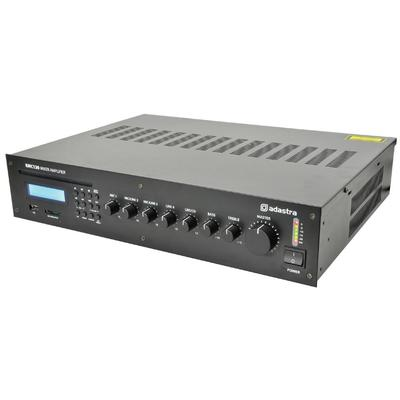 120W 100V PA Amplifier With CD USB And SD Card Player