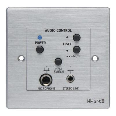 APart ACPL Remote Wall Plate For SDQ5PIR Speakers