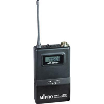 MiPro Multi-Channel ACT UHF Body Pack Transmitter