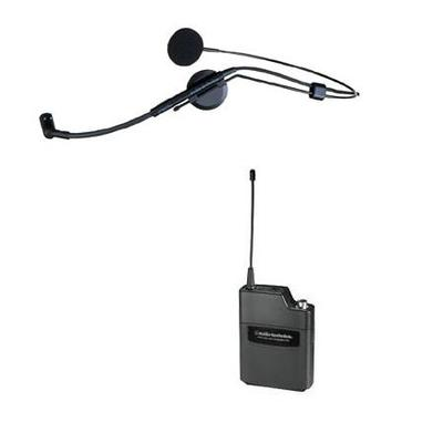 Audio Technica 2000 Series Bodypack and Headset 864.900Mhz