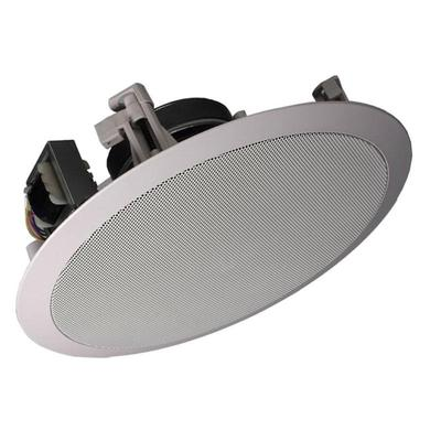 Audac CS85 100V Ceiling Speaker - White