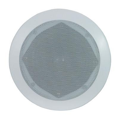 "E-Audio White 6.5"" 2-Way Ceiling Speakers (8 Ohms 50W)"
