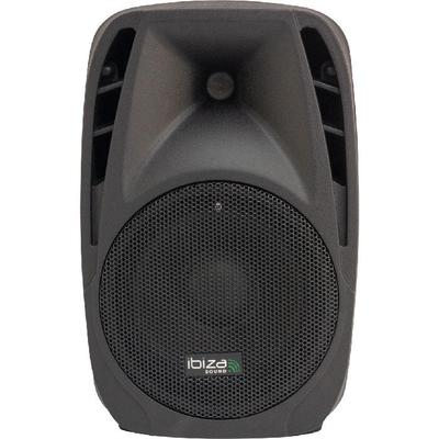 "Ibiza Active Speaker With USB/SD/Bluetooth 8"" 150W"