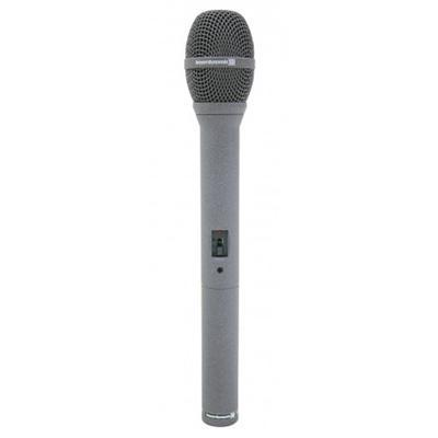 Beyerdynamic MCE 58 Condenser Microphone for Reporting/Interviewing
