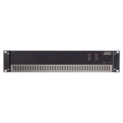 Audac CAP224 Dual-Channel Power Amplifier 2 x 240W 100V Line